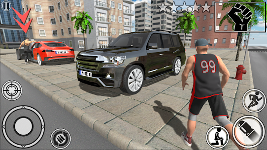 Real Gangster Crime Simulator 3D 1.3 MOD for Android 2