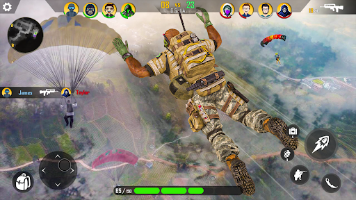 Modern Fps Gun Shooter Strike: Shooting Games  screenshots 2
