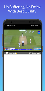 Watch Live Cricket Match MOD APK (All Matches Unlocked) 9