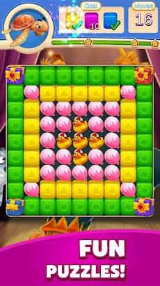 Toy Cubes Blast:Match 3 Puzzle Gamesのおすすめ画像2
