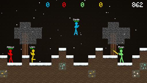 Stickman VS Multicraft: Fight Pocket Craft  screenshots 3