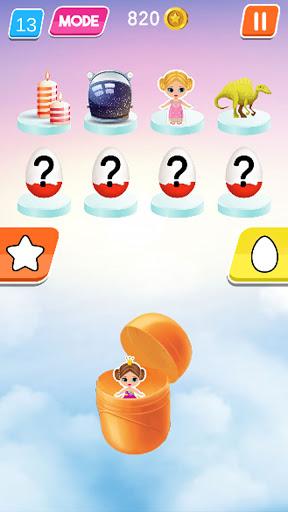 Egg games, joy surprise dolls & toys. Opening eggs screenshots 4