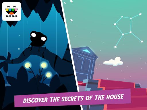 Toca Mystery House  screenshots {n} 5