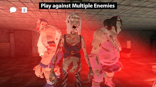 Asylum77 - Multiplayer Horror Escape  screenshots 9