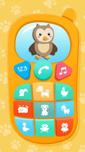 Baby Phone. Kids Game  screenshots 1