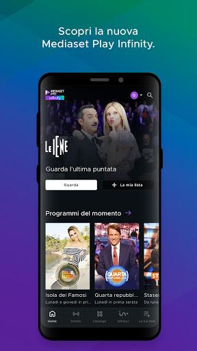 Mediaset Play Infinity 6.0.4 screenshots 1