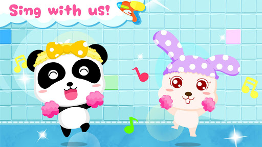 Baby Panda's Bath Time modavailable screenshots 13