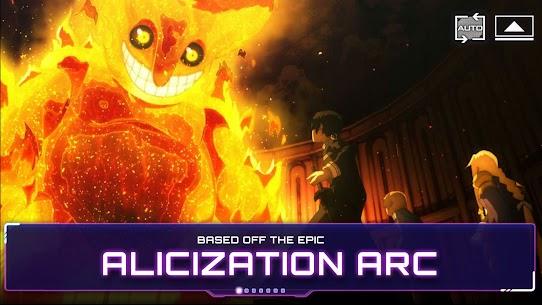 Sword Art Online Alicization Rising Steel 10