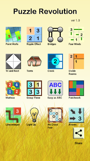 Puzzle Revolution - All in One  screenshots 1