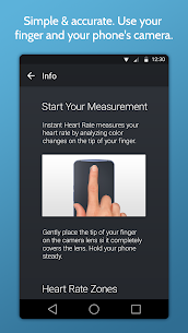 Instant Heart Rate+ Mod Apk: Heart Rate & Pulse Monitor (Premium Features Unlocked) 2