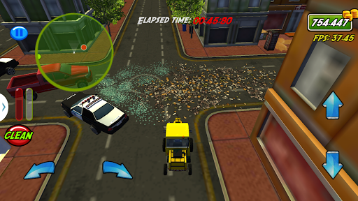 City Sweeper - Road cleaner simulator ss1