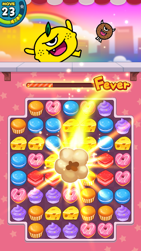 Sweet Monsteru2122 Friends Match 3 Puzzle | Swap Candy 1.3.2 screenshots 14