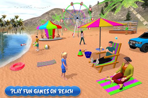 Virtual Family Summer Vacations Fun Adventures  screenshots 1