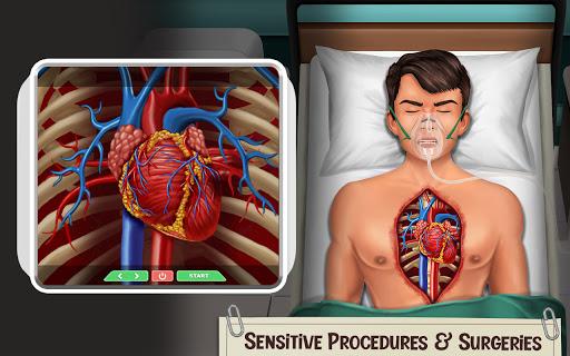 Doctor Surgery Games- Emergency Hospital New Games screenshots 6