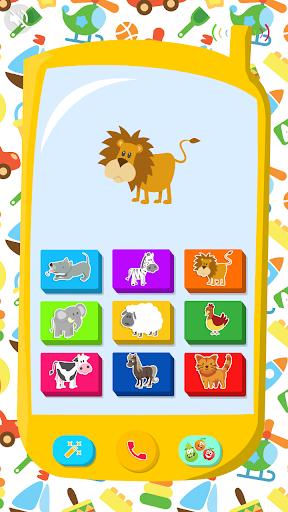 Baby Phone for kids 1.6 screenshots 2