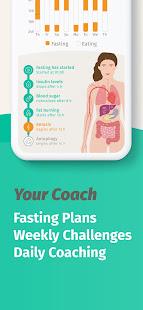 BodyFast Intermittent Fasting Tracker - Diet Coach 3.7.12 Screenshots 3