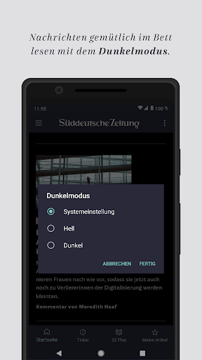 SZ.de - Nachrichten - Süddeutsche Zeitung  screenshots 14