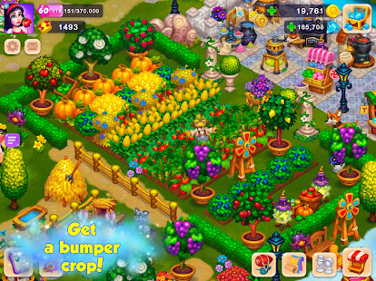 Royal Farm: Village Game with Quests & Fairy tales 1.47.0 Screenshots 3