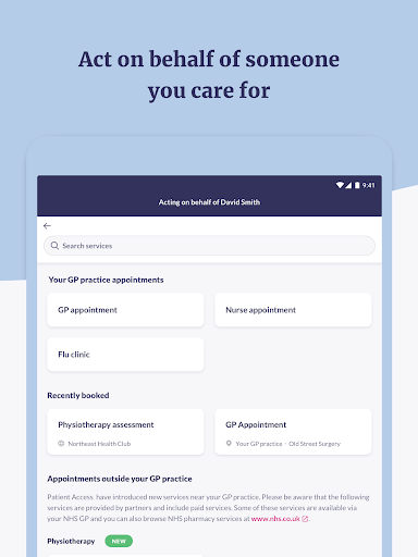 Patient Access 2.6.8 Screenshots 11