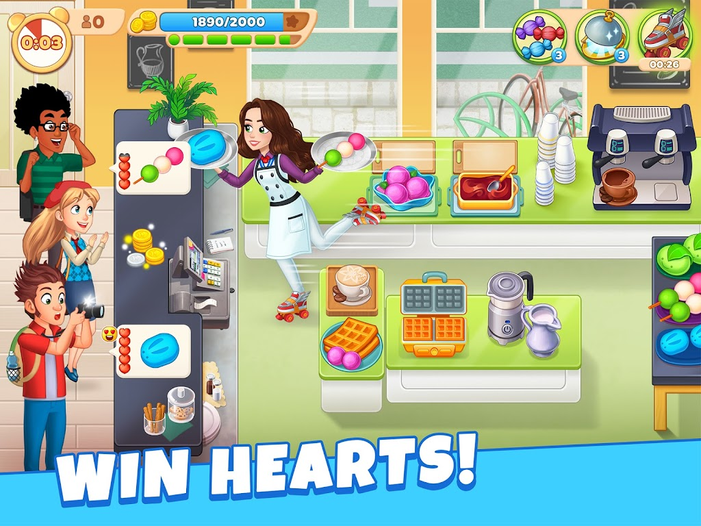Cooking Diary®: Best Tasty Restaurant & Cafe Game  poster 10
