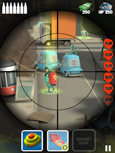 Snipers Vs Thieves: Zombies! Screenshot