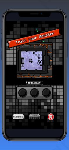 RetroMon - Virtual Pet Monster apkdebit screenshots 5