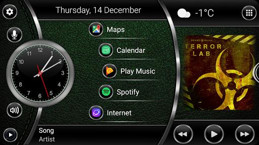Theme Leather 3.3 Screenshots 3