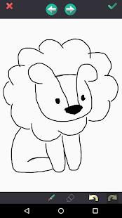 1-2-3 Draw - Tutorial for Kids