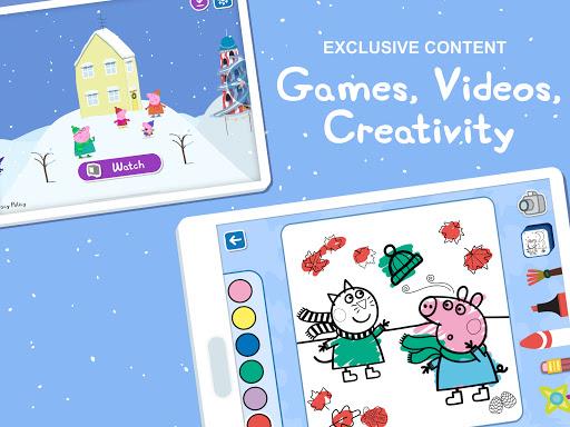 World of Peppa Pig u2013 Kids Learning Games & Videos 3.6.1 screenshots 8