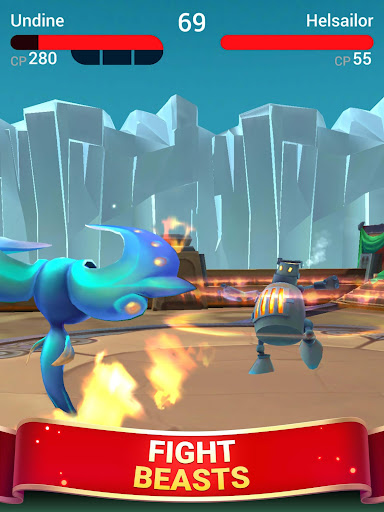 Draconius GO: Catch a Dragon! apkpoly screenshots 14