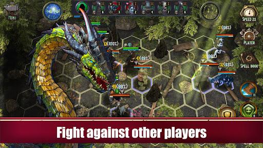 Azedeem: Heroes of Past. Tactical turn-based RPG. 1.0.61.02 screenshots 11