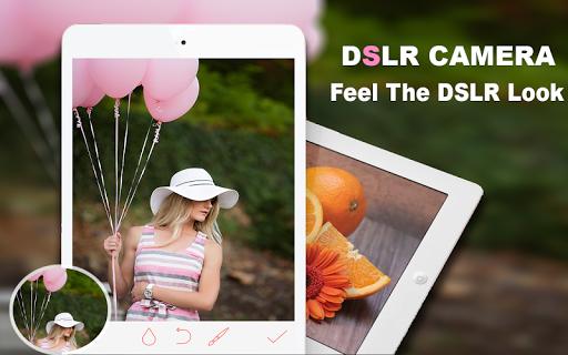 DSLR Camera Ultra HD Blur Effect Photo Editor screenshots apkspray 5