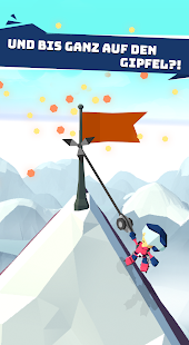 Hang Line: Mountain Climber Screenshot
