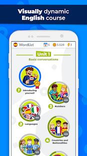 WordList: Learn Spanish & English with flashcards