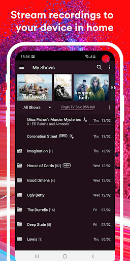 Virgin TV Control  screenshots 6