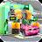 Modern Car Wash Station & Driving School