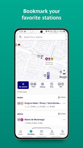 RATP - Your daily co-pilot 6.8.2 Screenshots 4