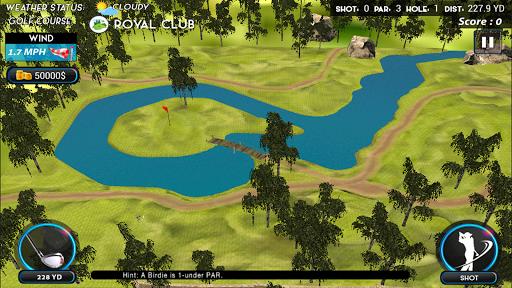 Real Star Golf Master 3D apkpoly screenshots 17