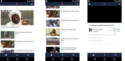 ORTM et TM2 du Mali - Apps on Google Play