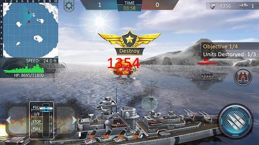 Warship Attack 3D 1.0.7 screenshots 4