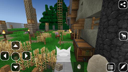 Micro Craft : Block House Craft screenshots 2