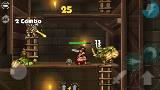 Blackmoor 2: Fantasy Action Platformer 9.3 screenshots 1