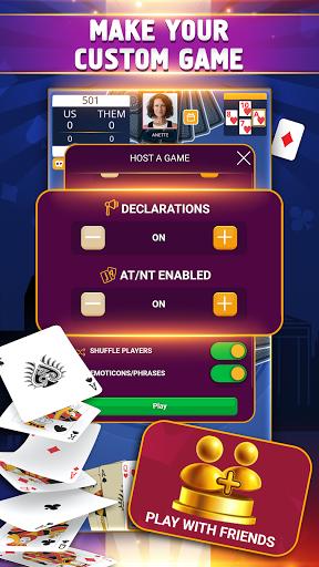 VIP Belote - French Belote Online Multiplayer Apkfinish screenshots 4