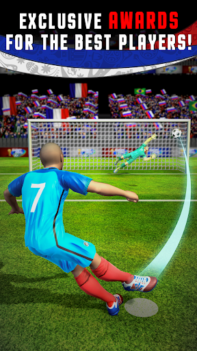 Soccer Games 2019 Multiplayer PvP Football  screenshots 3