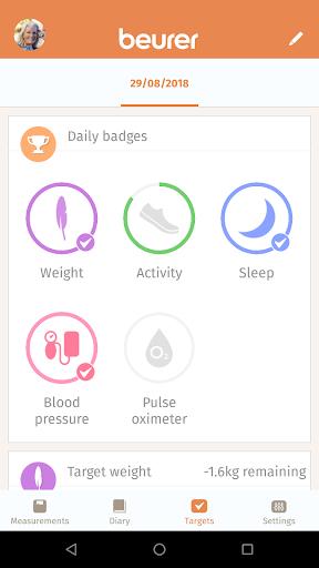 Beurer HealthManager 2.10 Screenshots 5
