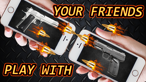 GunShot Sound Effect : Gun Sound On Shake android2mod screenshots 1