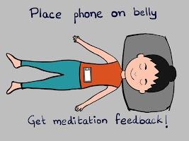 Biofeedback Meditation : Deep Relaxation Breathing