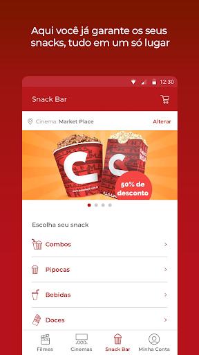 Cinemark Brazil apktram screenshots 5