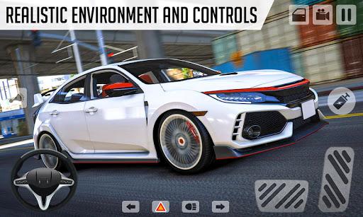 Drifting and Driving Simulator: Honda Civic Games 1.18 screenshots 4