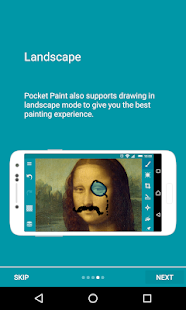 Pocket Paint: draw and edit!